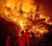 CAL FIRE: State's largest wildfire caused by hammer